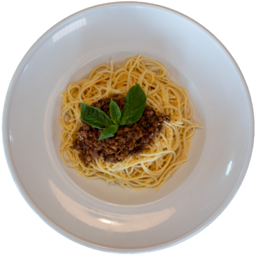 Bolognese Pasta (κόκκινη σάλτσα)