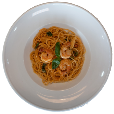 Delicious Pasta (άσπρη σάλτσα)