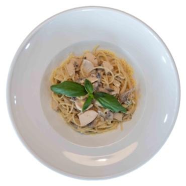Polo Pasta  (άσπρη σάλτσα)
