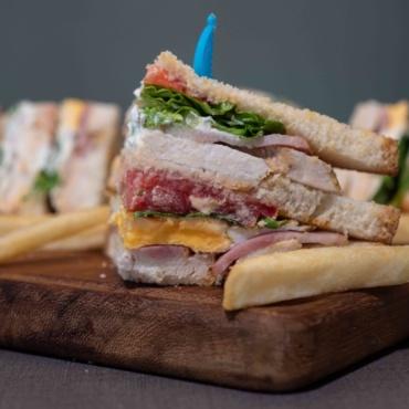 Montreal Club Sandwich