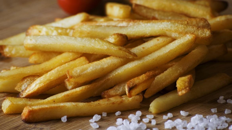 Πατάτες Τηγανιτές – €2.00