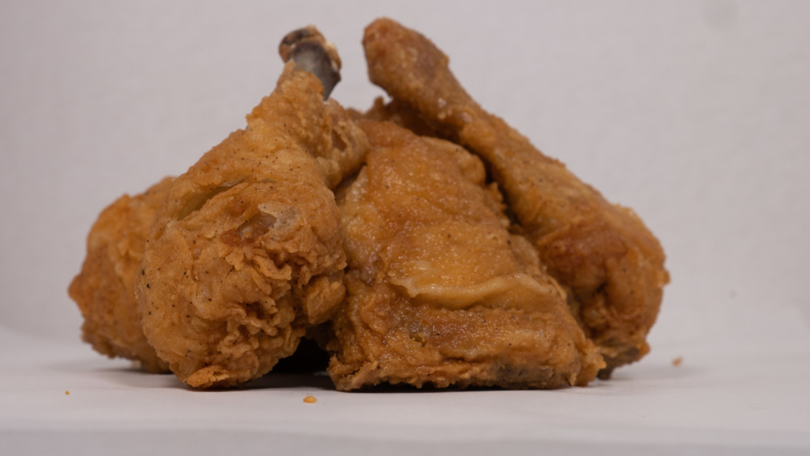 Montreal Fried Chicken