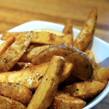 Πατάτες Wedges – €2.30